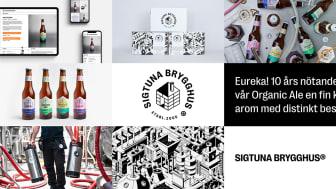 Sigtuna Brygghus lanserar ny varumärkesplattform och visuell identitet.