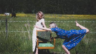 Brodera mera! Foto Johan Nilsson.