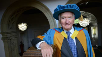 The Rt Hon Lord Mackay of Clashfern at Northumbria University