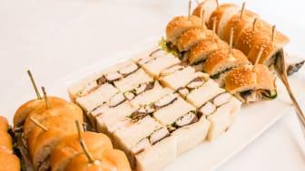 Saba sandwich