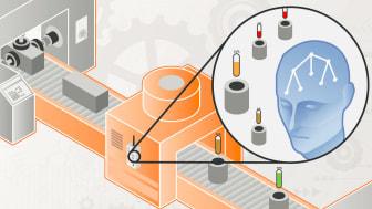 Sensordaten der Produktionslinie bei Felss werden fortlaufend gemessen, um die Qualität der Maschinen und produzierter Teile vorherzusagen