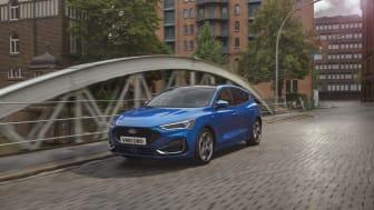 Ford Focus ST-Line 2021 (4)