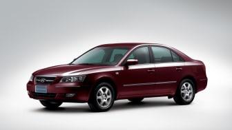Femte generasjons Hyundai Sonata (2004)