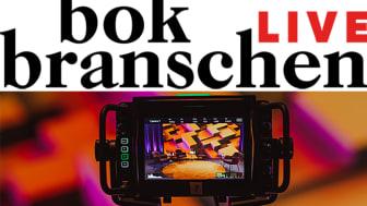 Årets bokbranschseminarium kommer att livesändas den 18 februari klockan 16.00 via Bokmässan Play.