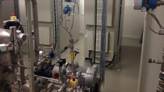Kraftproduksjon fra biogass