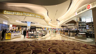 The world's first integrated duty-free zone operated by DFS and The Shilla Duty Free at Terminal 4