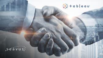Seavus® tillkännager strategiskt partnerskap med Tableau