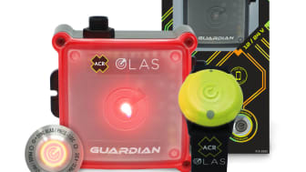 ACR OLAS Guardian - a new wireless engine kill switch and man overboard alarm system