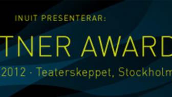 Inuit presenterar de nominerade till Inuit Partner Awards 2012
