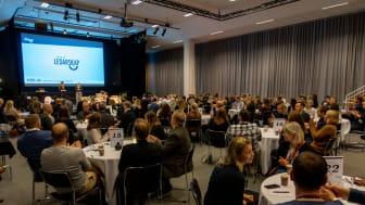 Annika Klefsjö höll, förutom en föreläsning, även en workshop under Nolia Ledarskap,