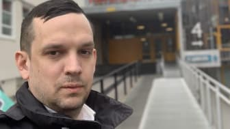 Exit verksamhetsansvarig Björn Berglund