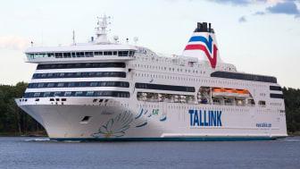 Tallink Grupp's vessel Victoria I, photo by: Marko Stampehl