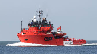 'Esvagt Don' is to provide ERRV and first line oil spill response for Providence in the Irish sector.