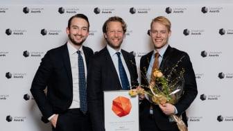 SkandiaMäklarna klättrar rejält i årets studentranking