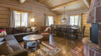 Bo närmast skidbacken med SkiStar Vacation Club i Lindvallen