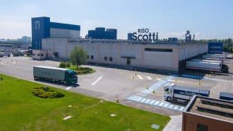 Riso Scotti ist einer der größten Reisproduzenten