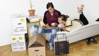 Fyra av tio unga bostadsägare uppger sig vara oroliga för prisutvecklingen på sin bostad.