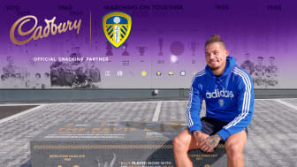 Mondelēz International and Leeds United Announce New Partnership