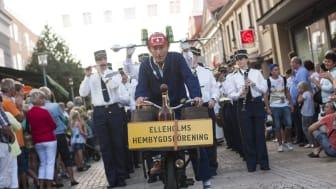 Bilder från Östersjöfestivalparaden 2014