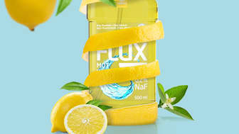 Nyhet! Flux Citron – fluorskölj med en fläkt av södra Italien