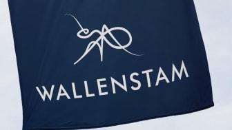 Myran har varit en självklar del av Wallenstams logotyp och varumärke sedan 50-talet fick i och med sin nya design en modernare look.