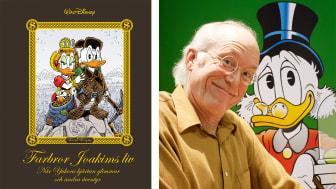 Den legendariska Disney-skaparen Don Rosa kommer till Stockholm