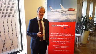 Norwegian Björn Kjos