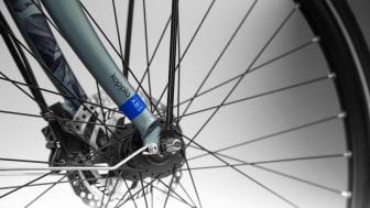 Cycleuropes svenska fabrik i Varberg blir navet för den nordiska verksamheten.