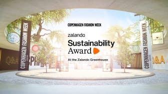 "Zalando presenterar finalister för hållbarhetspris under Copenhagen Fashion Week i virtuellt ""Zalando Greenhouse"""