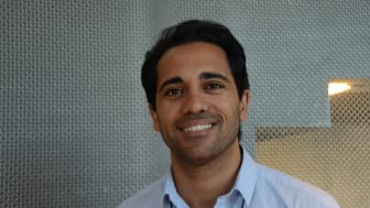 Said Amiri, ny Marketing Manager Industry i Schneider Electric