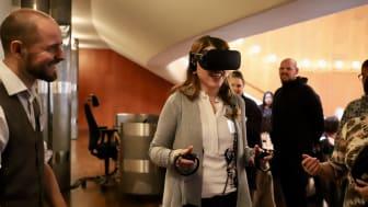 Mänskliga perspektiv står i fokus för digitaliseringsprojekt inom vård och omsorg