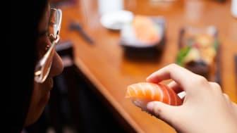 Pandemien har også gjort så kineserne har fått et økt fokus på sunn mat. De spiser mer sjømat hjemme, og de ønsker inspirasjon.  En sjømatstudien viser at de har stor tillit til norsk sjømat. Foto: Norges sjømatråd