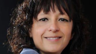 Professor Emmanuelle Charpentier mottgare av 2019 års Scheelepris.