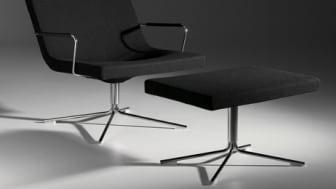 På allmän begäran – Bond-serien utökas med en utrymmessnål stol och en hög fåtölj