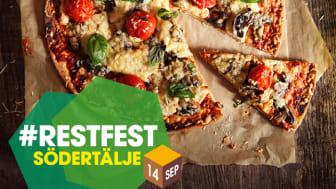 #Restfest i Södertälje 14 september