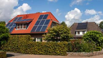 Skånska Energi har energilösningar som är klimatsmarta. Genom Sparbanken Skåne du finansiera solceller, värmepump eller en laddstation