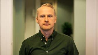 Linus Sunnervik, ny chefredaktör på SvenskaFans
