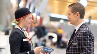 Norwegian tillverkar nya, hållbara produkter av bolagets uniformer