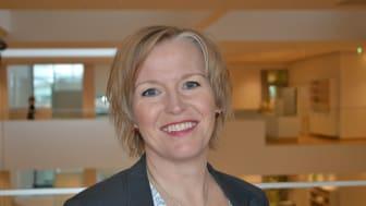 Maria Lindberg, chef elektrifierade tunga transporter på Vattenfall.JPG