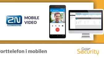 Porttelefon i mobilen - 2N Mobile Video