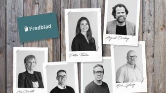 Fredblad Arkitekters delägare.