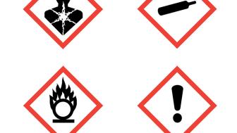 Kan du säga vad farosymbolerna betyder?