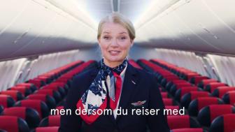 Norwegians nye håndbagasjeregler