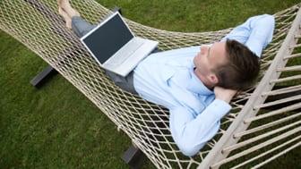 Kort semester för Sveriges småföretagare