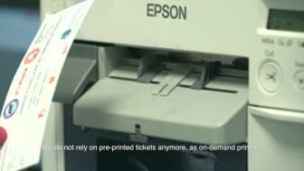 Print-On--Demand Colour Labels