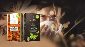 Arvid Nordquist tar över som Sveriges starkaste varumärke i kaffekategorin