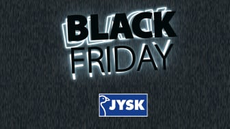 Black Friday 2020 la JYSK