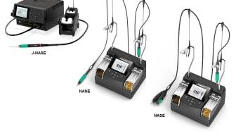 Välj rätt lödstation för små och ytmonterade komponenter