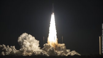 Photo credit : Courtesy of Arianespace