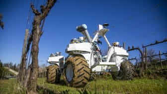 Yanmar R&D Europe is working with partners to test modular robotic agricultural technologies.
